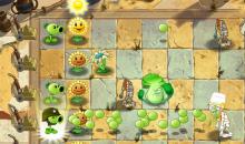 Plants vs Zombies 2 (iOS)